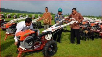Pengadaan Traktor Roda 2 Menghemat Anggaran?