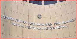 Tuntutan Hukum Pada Kementerian ATR/BPN