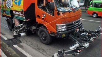 Kejari Cibinong Diharapkan Menindak Lanjut Dugaan Kerugian Negara Pada Pengadaan Kendaraan Penyapu Jalan